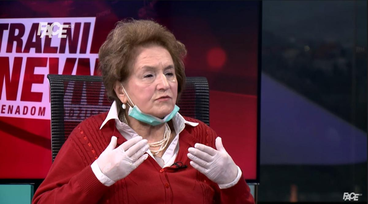 Prof. dr. Zehra Dizdarević: Nisam liječila doktora Pašagića!