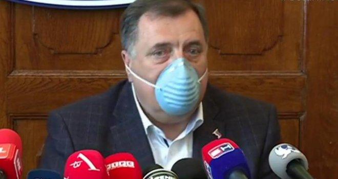 Gospodine Dodik, kada biste mogli malo olabaviti policijski sat?