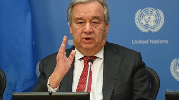 Guterres: Pandemija koronavirusa postaje kriza ljudskih prava
