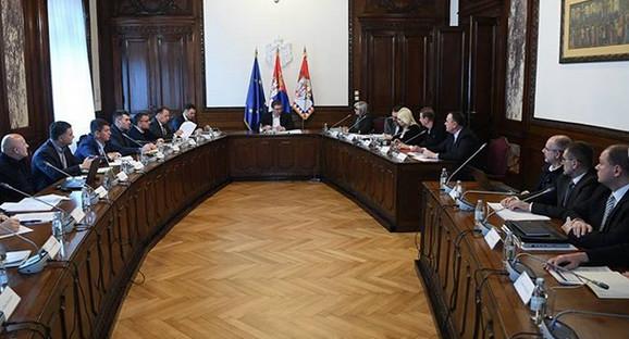 Vlada Srbije zabranila izjave u vezi sa virusom, dozvolu ima samo Krizni štab