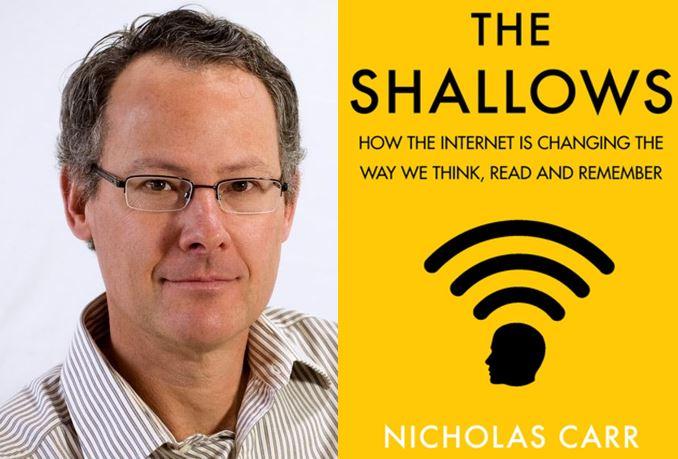 """Osvrt na knjigu """"Plitko"""" Nicholasa Carra: Šta internet čini našem mozgu?"""