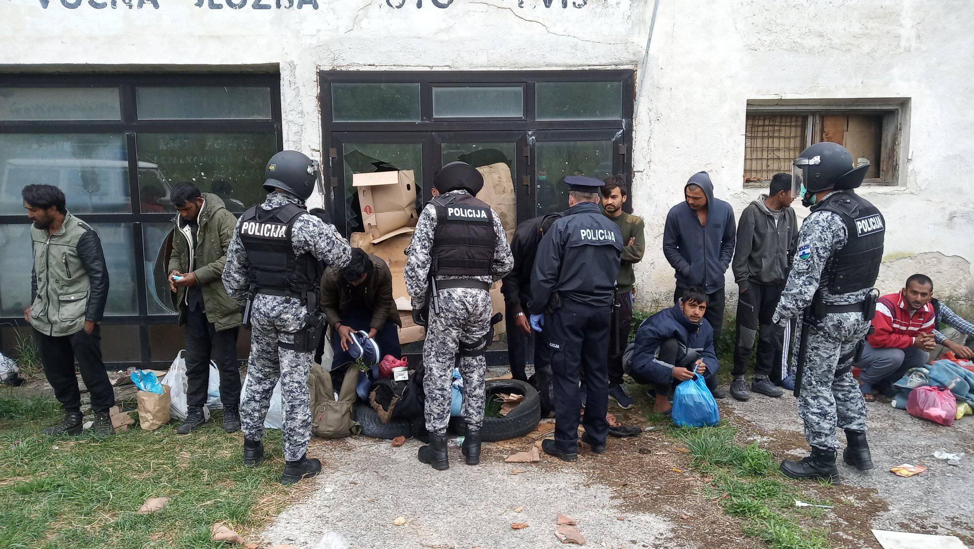 IZBJEGLICE U BiH: Kršenje ljudskih prava uz prešutno odobravanje EU