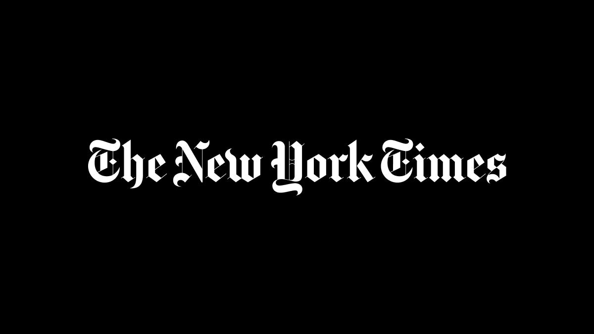 New York Times na naslovnoj strani ispisao imena preminulih od koronavirusa