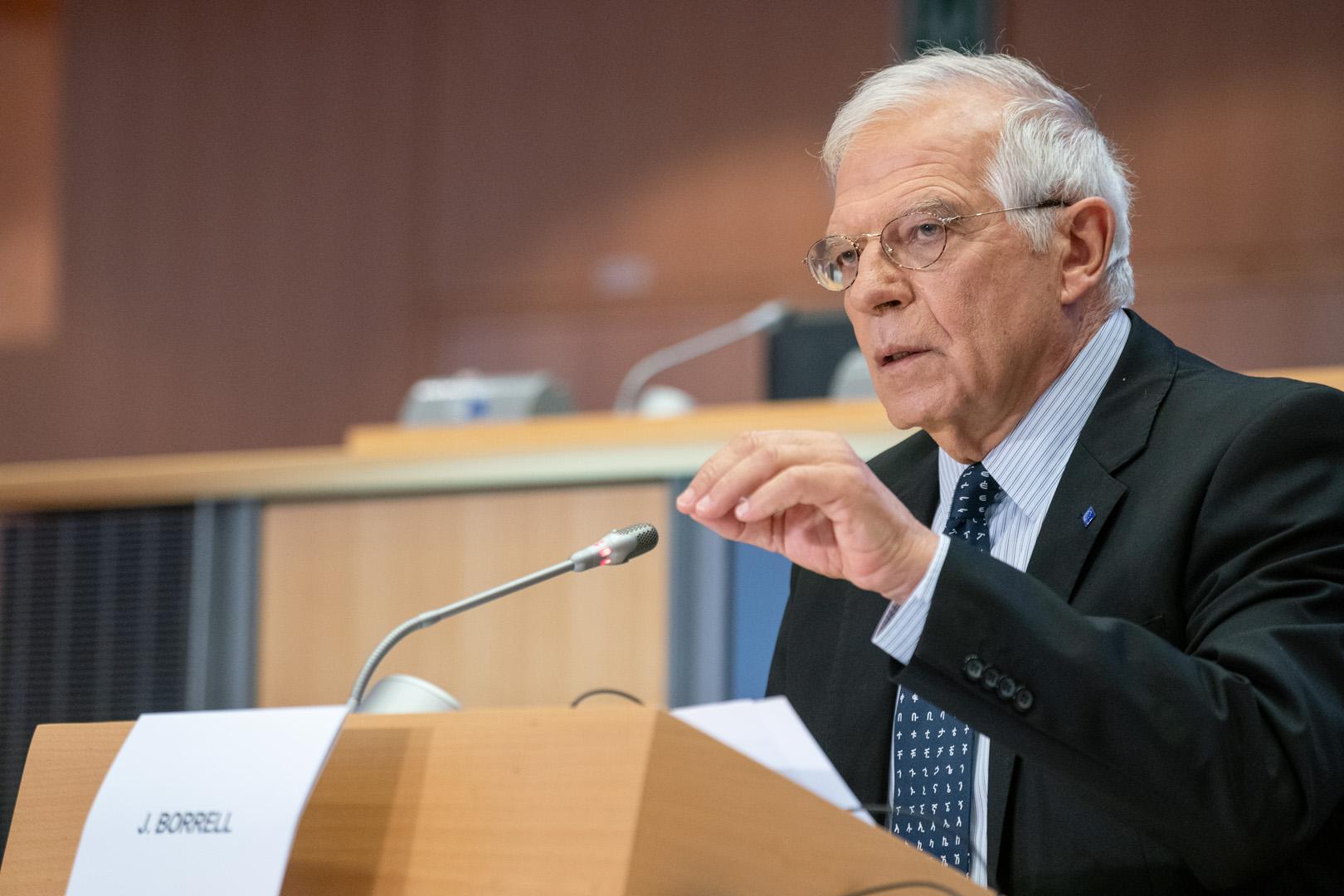 Borrell: Sloboda medija nije samo pravo medijskih djelatnika, već i svakog od nas
