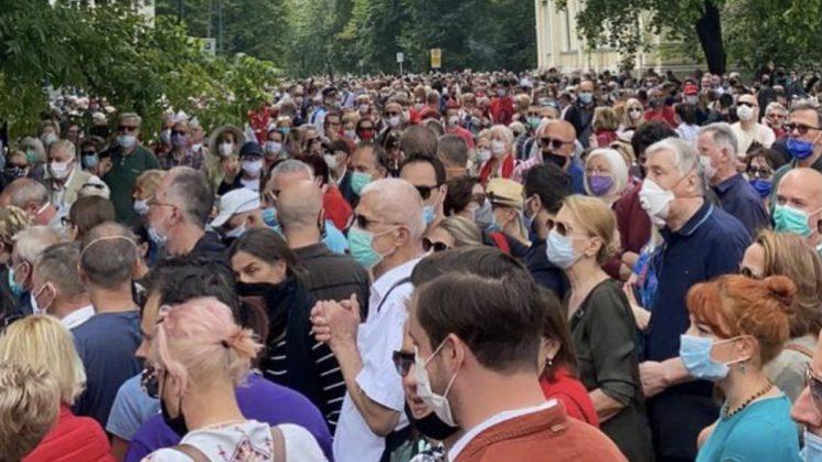 RTRS: Glas protiv blajburške mise digli su samo političari iz Republike Srpske!