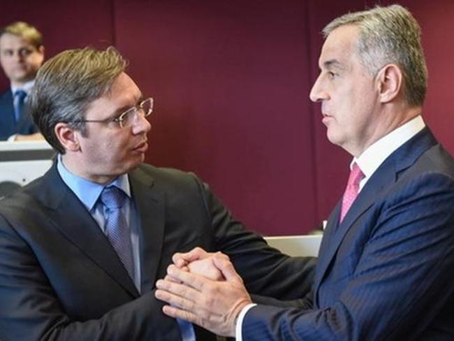 Crnogorci su peta ex-YU država s kojom smo u sukobu. S nama nešto ozbiljno nije u redu. Potpuna nesposobnost za miran život u multietničkim zajednicama