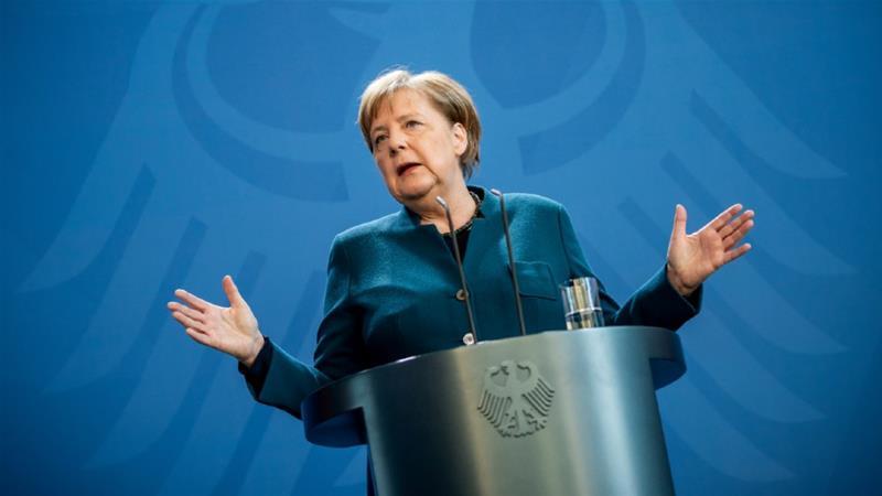 Zbog čega se Merkel zahvalila Staljinovoj armadi?