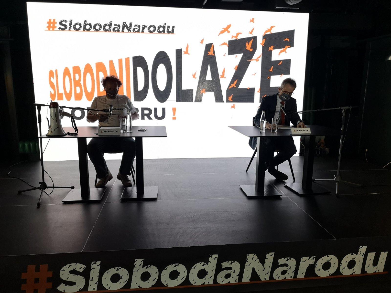 Festival 'Sloboda narodu' okuplja slobodnomisleće ljude Balkana