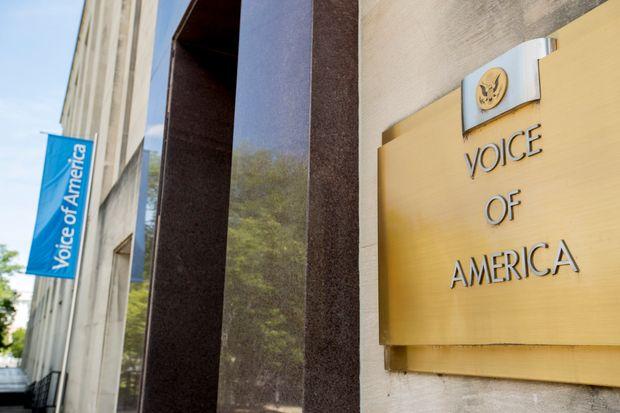 Direktorica Glasa Amerike i njena zamjenica podnijele ostavku
