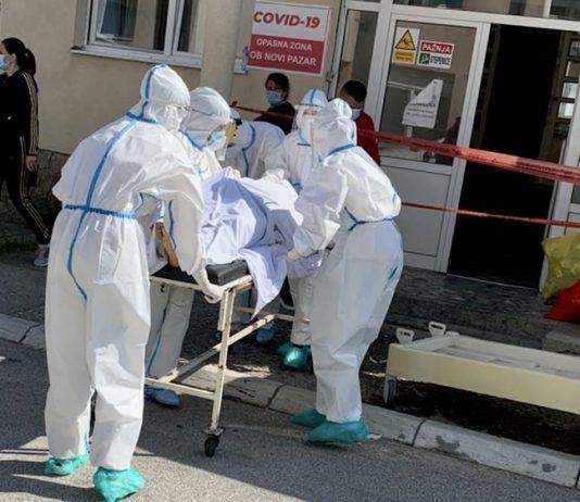 EPIDEMIJA U NOVOM PAZARU: Kad mediji i političari gaze preko leševa