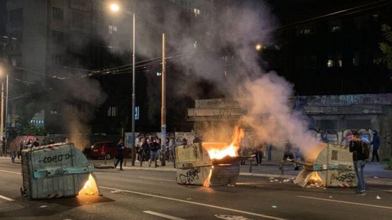 Kako su reporterke i snimatelji N1 iznijeli proteste u Beogradu