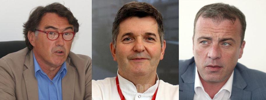 TRI KRATKE LJETNE PRIČE: Ismet Gavrankapetanović, Predrag Pašić i Draško Milinović