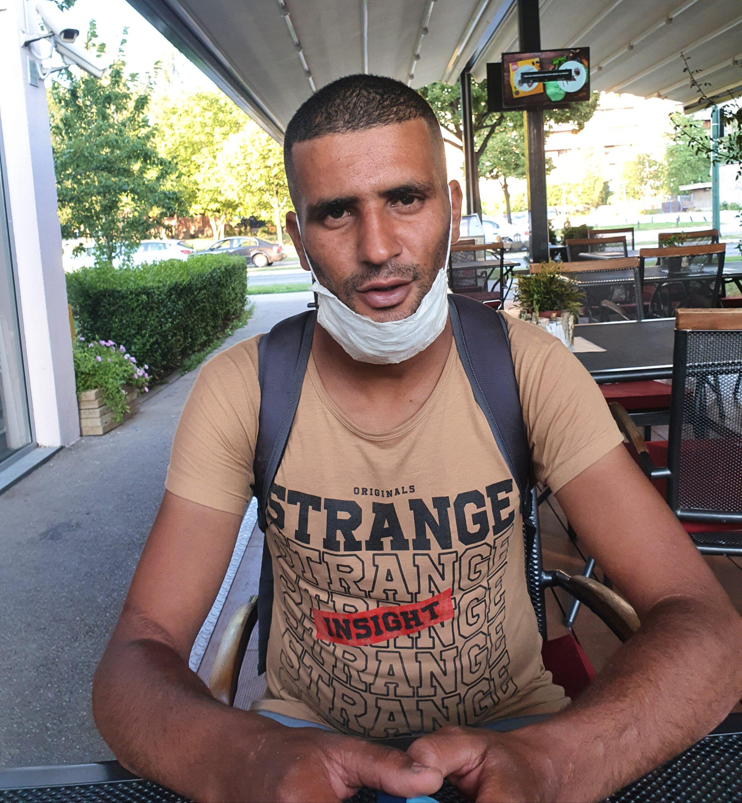 Zakaria: Iz Libije bježim od rata i želim bolji život!