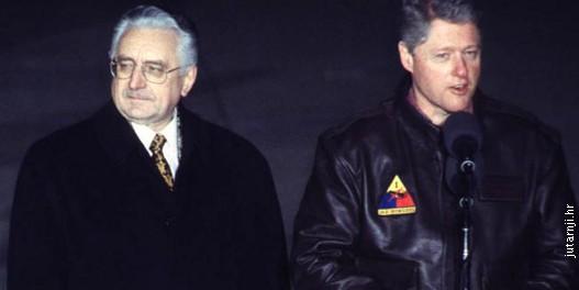 SENAD AVDIĆ: Kako je Tuđman postrojio Clintona