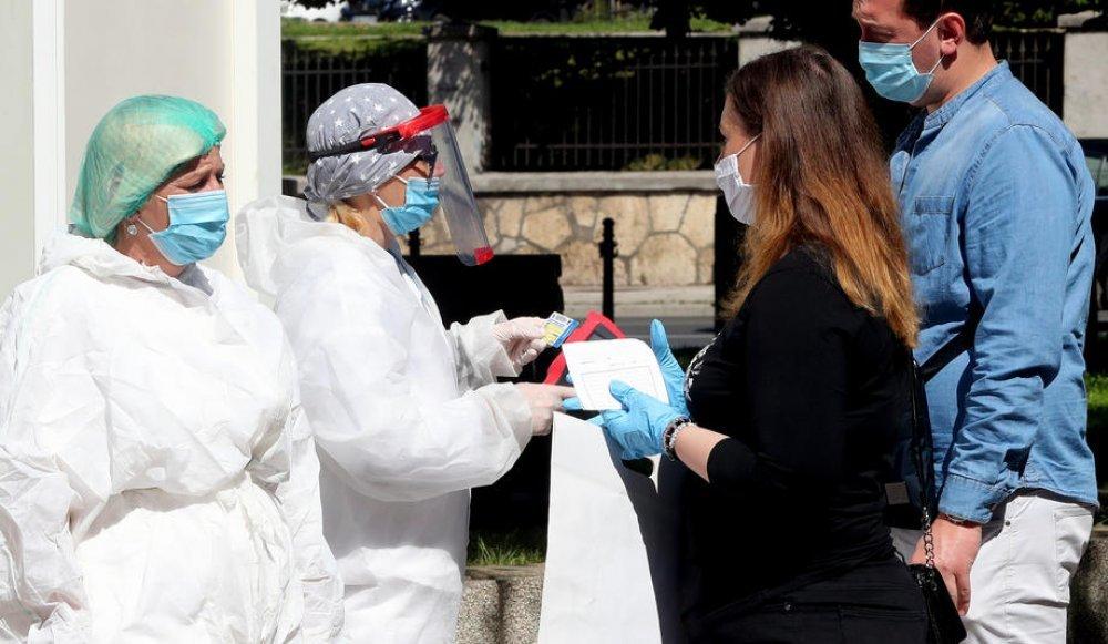 FTV I BHT1: Zašto je teško izvještavati o epidemiji?