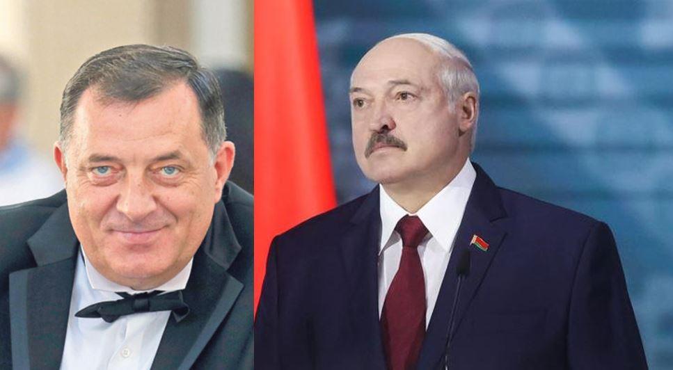 RTRS I BNTV: Dragi brate Lukašenko…