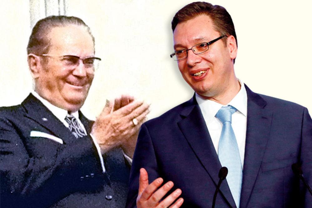 NEPOŠTIVANJE DRUGOG: Jesu li Tito i Vučić krivi što smo danas ovako bahati i nekulturni!