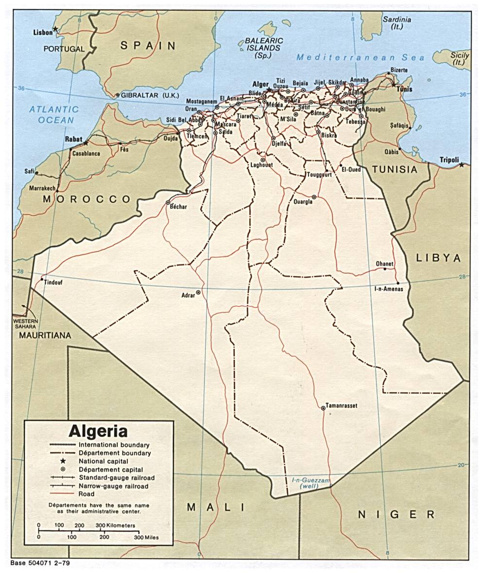 Zašto mladi iz Alžira napuštaju domovinu?