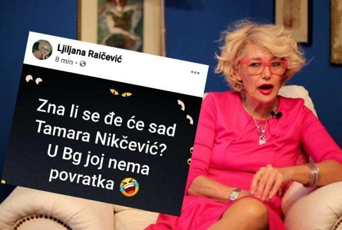 Intelektualci regiona užasnuti pozivom Ljiljane Raičević na linč Tamare Nikčević