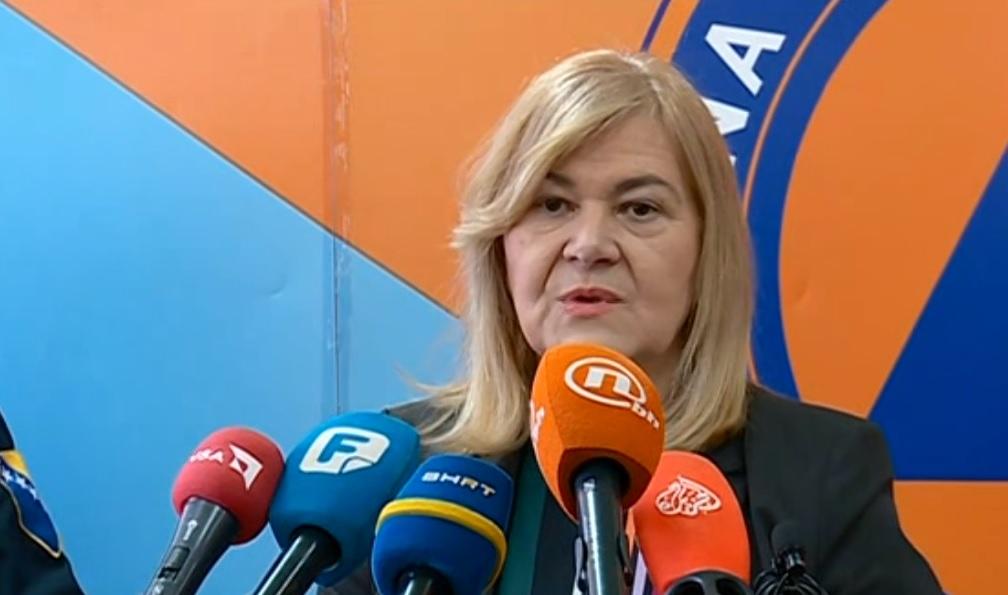 BHT1: Javne finansije uredne, izvještava ministrica Jelka Milićević