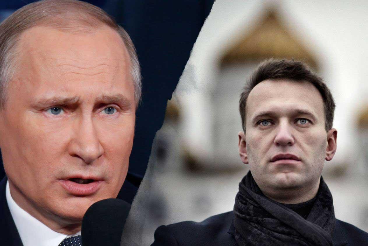 TO JE JEDINA VERZIJA DOGAĐAJA! Navaljni: Iza zločina protiv mene stoji Putin
