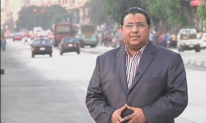 Al Jazeerin novinar Mahmoud Hussein u egipatskom zatvoru 1400 dana
