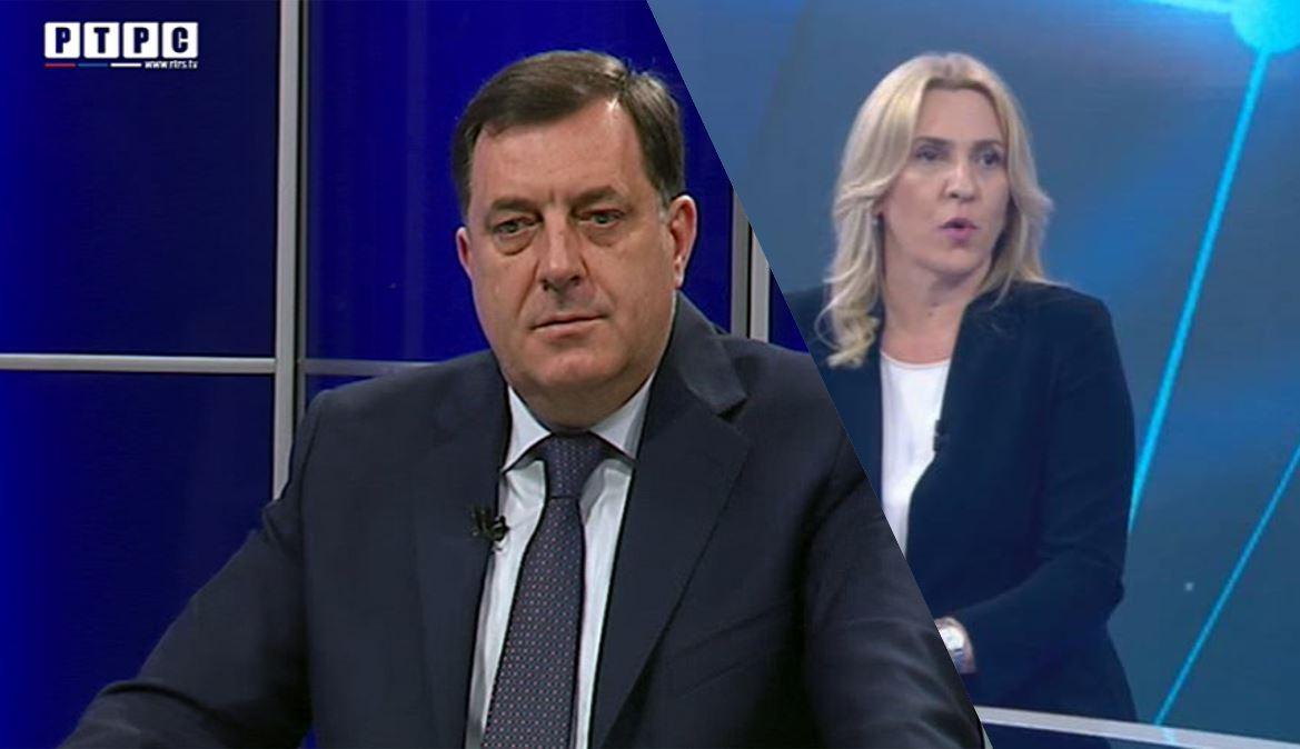 RTRS I BNTV: Devet puta Cvijanović i deset puta Dodik. Dobro došli u kampanju entitetskog servisa!