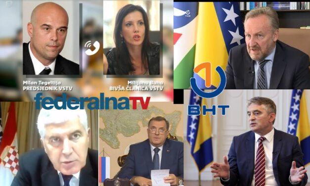 BHT1 I FTV: Kako je BHT1 cenzurisao Dodikov i Čovićev fijasko pred Savjetom bezbjednosti