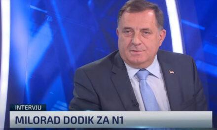 ANKETA: Šta o intervjuu sa Miloradom Dodikom na N1 misle novinari i urednici