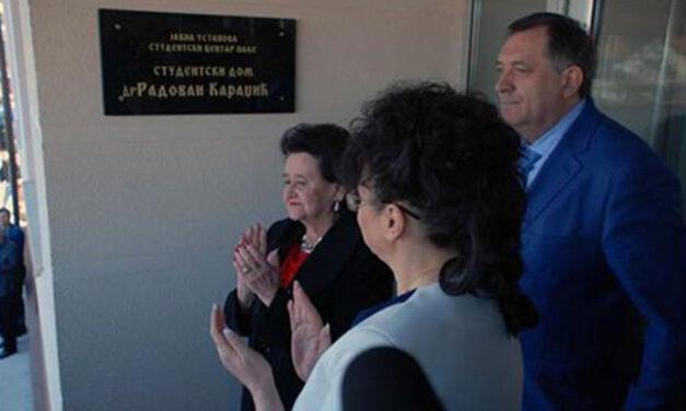 """Dodik popustio, studentski dom više se neće zvati """"Radovan Karadžić"""". Nego """"Ratko Mladić""""!"""