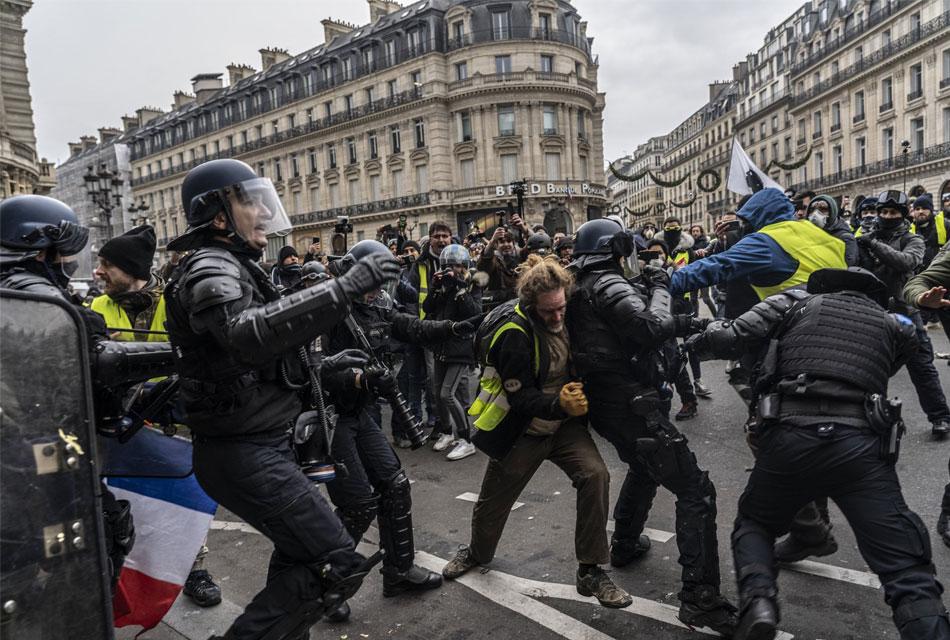 Evropska komisija problematizirala kontroverzni francuski zakon o sigurnosti