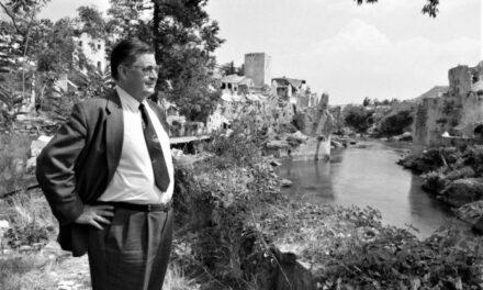 BORO KONTIĆ: Dvije agresije na Mostar totalno su razorile grad