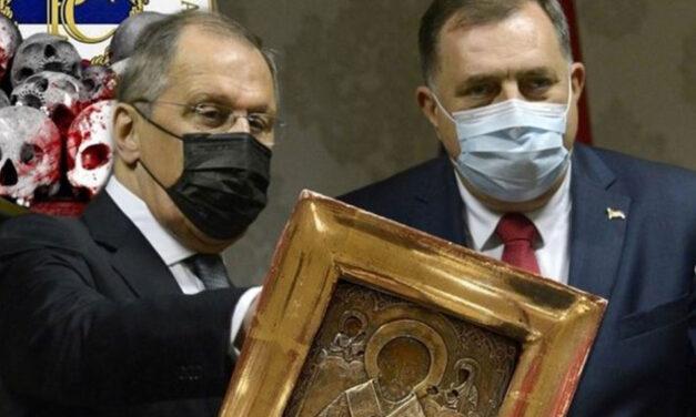 Dodiku bi bolje bilo da je i on bojkotirao susret s Lavrovom