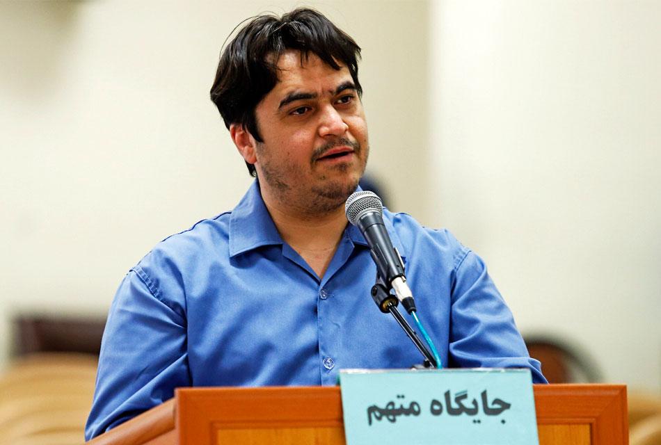 Potvrđena smrtna kazna bivšem iranskom novinaru