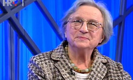 Umrla Milka Babović, velika sportašica i doajenka sportskog novinarstva