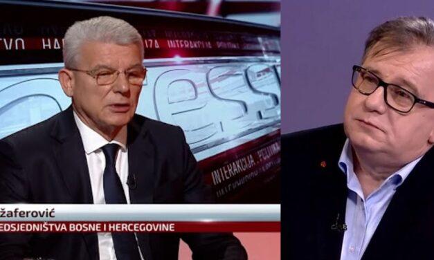 IMA LI INDIVIDUALNE ODGOVORNOSTI FUNKCIONERA: Šta kažu Nikšić, Džaferović i RTRS-ovi analitičari