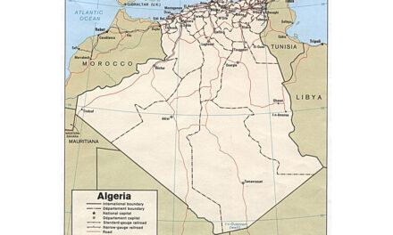 Alžirski aktivista osuđen na tri godine zatvora