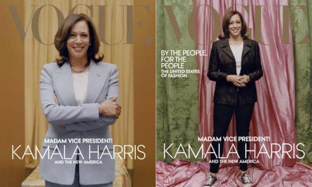 KAMALA HARRIS NA NASLOVNICI VOGUEA: Ni zvanični portret, ni obična fotografija glamura