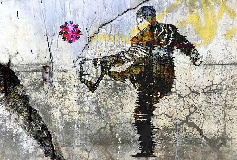 URONJENI U SVIJET LAŽI I OBMANA: Političke konotacije dezinformacija o korona virusu