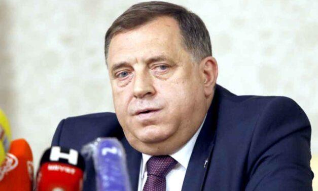 DUŠAN JANJIĆ: Beogradu je preko glave Dodika!