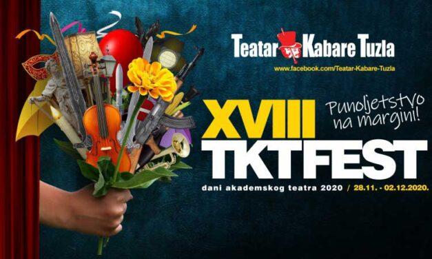 TEATAR KABARE TUZLA FEST: Preko umjetnosti do istine
