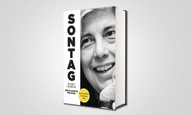 SUSAN SONTAG: Život i djelo velike Amerikanke u Pulitzerom nagrađenoj knjizi