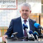 Premijer HNK Nevenko Herceg zabranio novinarima da ga snimaju na javnoj sjednici