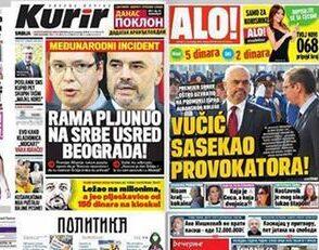 Portal Fake News Tragač dodijelio nagrade srbijanskim medijima koji su širili lažne vijesti