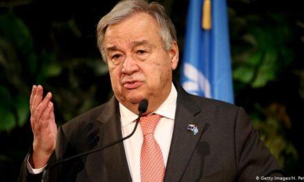 Guterres: Neke zemlje koriste pandemiju da uguše kritike i ušutkaju medije