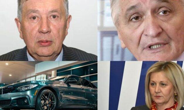 SLUŽBENI AUTOMOBILI: Bosna i Hercegovina, zemlja nezajažljivih političara