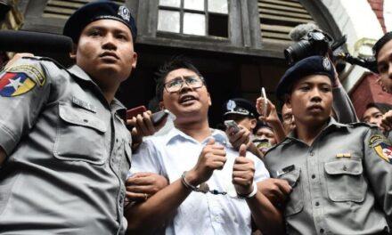 Mijanmarska vojska pucala na učesnike protesta, novinare uhapsili