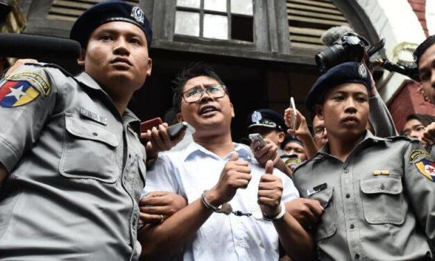 Mijanmarska hunta privela japanskog novinara