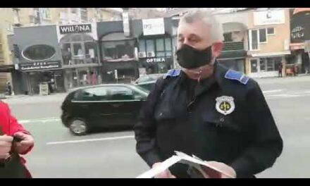 Pritužbe na rad sarajevske policije