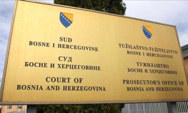 Nakon mjesec dana Sud BiH prestaje s online prijenosom suđenja